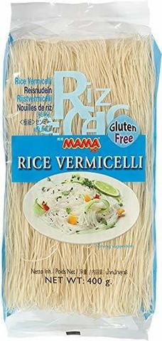 Mama Rice vermicelli  Gluteeniton 400g