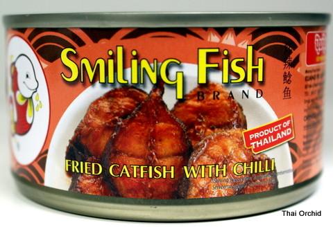 Smiling Fish paistettu monni
