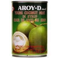 Kookos hedelmää sokeriliemessä 425g