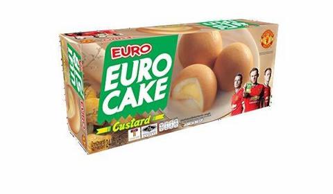 Euro cake Custrard 204g