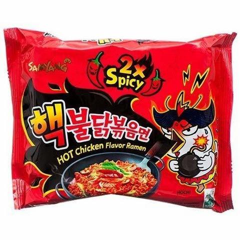 Samyang 2x Spicy Hot Chicken flavor Ramen 140g