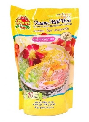 Madam Pum Ruam Mit Thai jälkiruoka mix 230g