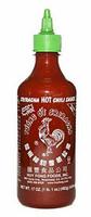 Huy Fong Sriracha HOT Chilikastike 482g