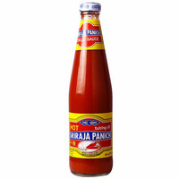 Sriraja Panich Hot Chilikastike 570g