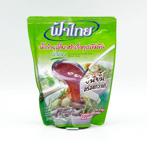 FaThai Brown Noodle Soup 350g