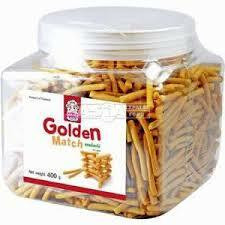 Dolly's Golden Match snack 400g
