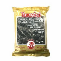 Cock Brand Tamarind Without Seed 454g