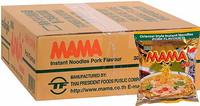 Mama instant pork flavour 60g x 30kpl laatikko