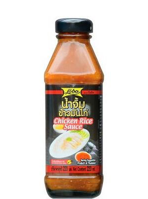 Lobo chicken rice sauce 220ml