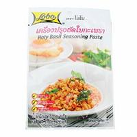 Lobo  Thai Holy basil seasoning paste 50g