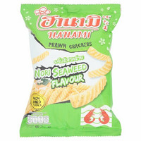 Hanami Nori Seaweed Flavour Prawn Crackers 60g