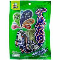 Taro Fish Snack Korean Seaweed Flavour 25g