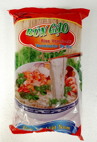 Bun Gao rice vermicelli 1,2mm  400g