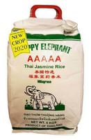 Happy Elephant Thai Jasmine rice 5kg