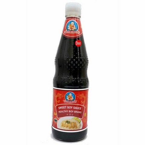 SWEET SOY SAUCE (RED LABEL) HEALTHY BOY 700ml