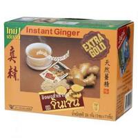 """""""GINGEN"""" Instant Ginger EXTRA GOLD. Inkivääri juoma 204g"""