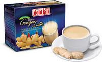 Gold Kili Instant Honey Ginger Latte.Inkivääri hunaja latte.220g