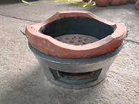 Old Style Thai Tao Charcoal Stove