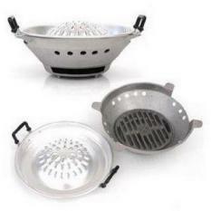 Thai BBQ Moo Kratha Hot Pot