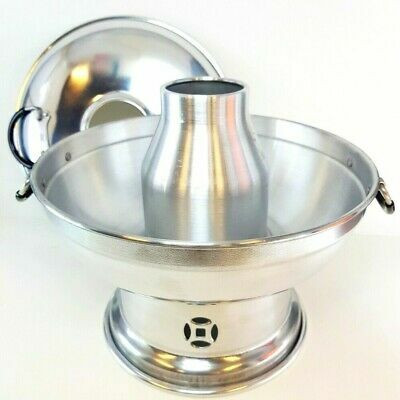 Crocodile Brand Aluminium Hot Pot 24cm