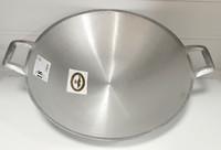 Aluminium wok pan 18