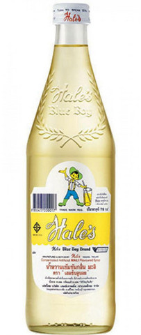 Hale's Blue Boy MALI FLAVOURED SYRUP 710ml