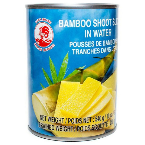COCK Bamboo Shoot Slice 540g