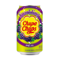 Chupa Chups Grape Soda Rypäle limonadi 345ml