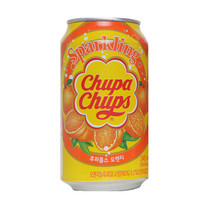 Chupa Chups Orange Soda  Appelsiini limonaadi 345ml