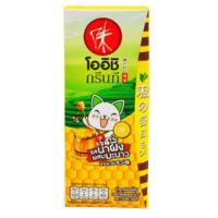 Oishi Japanese Green Tea Honey Lemon – 180mL