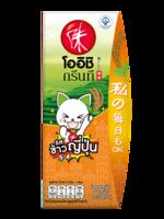 Oishi Green Tea Genmai Flavour Japanese Green Tea 180ml