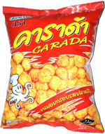 Carada Cuttlefish Flavoured Rice Ball 68g