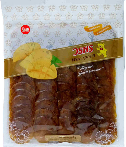 Woraporn Traditional Thai Mango Sheet 250g