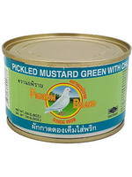 Pickled Mustard Green with Chilli 230g – PIGEON