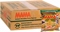 Mama Oriental Style Pork Noodles - 60g x 30 Packets