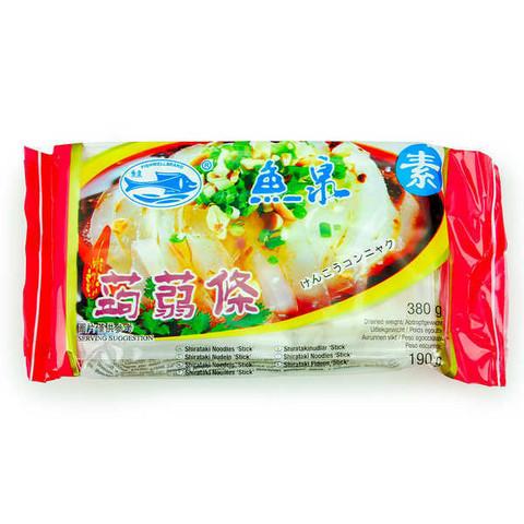 Konjac Shirataki Sticks  380g Fish Well Brand