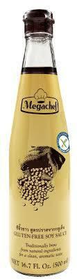 MEGACHEF Soy Sauce Gluten Free 500 Ml.