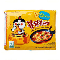 Samyang Hot Chicken Ramen Cheese Noodles 140g