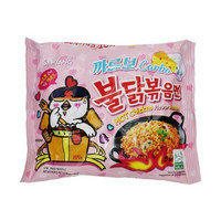 SAMYANG HOT CHICKEN FLAVOR RAMEN CARBO  140g
