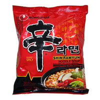 Shin Ramyun HOT SPICY Noodle 120g