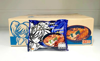 Wai Wai Quick Instant Noodles Tom Klong 60g x 30 box