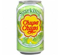 Chupa Chups Sparkling, Melon Cream  (345ml)