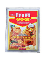 Seasoned Tempura Flour - Garlic & Pepper - GOGI 100g