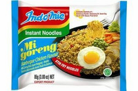 Indomie Instant Fried Noodles BBQ Chicken Flavor 128g