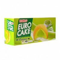 Euro Cake Pandan 144g