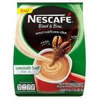 Nescafé Blend & Brew Espresso Roasted Coffee Mix Powder 15.8g x 29pcs