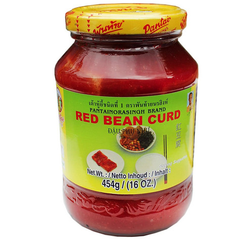 Pantai Brand Red Bean Curd 454g