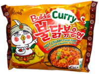 Samyang Buldak Curry Hot Chicken Ramen