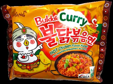 Samyang Buldak Curry Hot Chicken Ramen