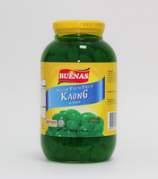 Buenas Kaong Green Sugar Palm Fruit 340g
